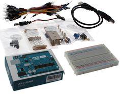 Arduino Starter Kit, de la casa oficial de Arduino.