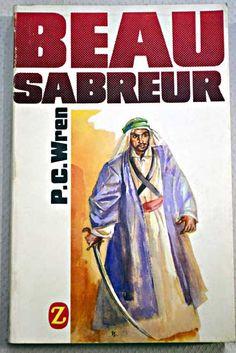 Beau Sabreur. P.C.Wren. Wren, Baseball Cards, Sports, Small Bookcase, Personal Library, Beauty, Hs Sports, Sport