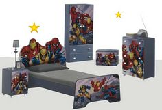 Best 1000 Images About Comic Book Avengers Bedroom On 400 x 300