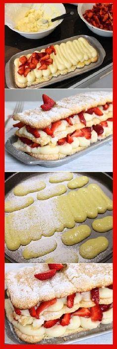 Vainillas Caseras Soberanas el postre hiper rápido de armar! #receta #recipe #casero #torta #tartas #pastel #nestlecocina #bizcocho #bizcochuelo #tasty #cocina #cheescake #helados #gelatina #gelato #flan #budin #pudin #flanes #pan #masa #panfrances #panes #panettone #pantone #panetone #navidad #chocolate Si te gusta dinos HOLA y dale a Me Gusta MIREN.. No Bake Desserts, Dessert Recipes, Spanish Desserts, Puerto Rico Food, Dessert Decoration, Food Humor, Sweet And Salty, Sweet Recipes, Food And Drink