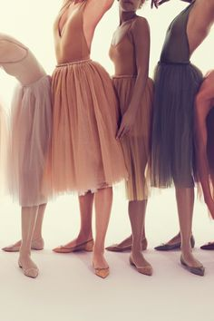 Christian Louboutin Launches the Ultimate Universal Shoe: Nude Flats | @andwhatelse