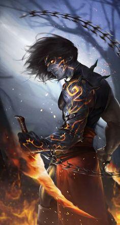 anime – Animefang Prince of Persia Dark Prince Dark Fantasy Art, Fantasy Artwork, Fantasy Women, Fantasy Character Design, Character Inspiration, Character Art, Prince Of Persia, Dnd Characters, Fantasy Characters