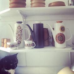 Meakin coffee pots