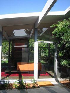 Eichler Atriums | Atrium Eichlers | Picture Gallery Mid-Century Modern Courtyard