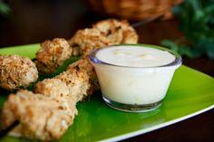 Coconut Chicken With Pina Colada Dip