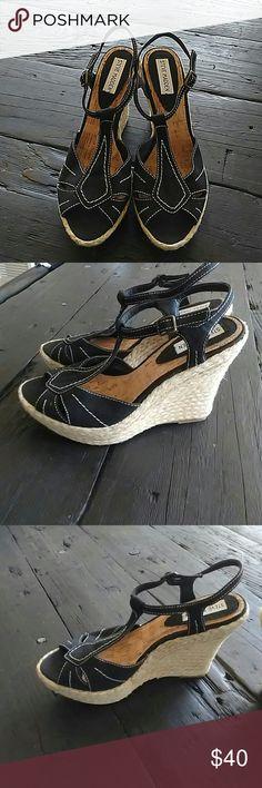 NWOT Steve Madden Espadrille Wedges NWOT, never worn. Steve Madden Shoes Espadrilles