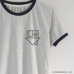 The Neighbourhood Pocket Ringer Tee