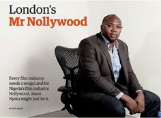 Does Jason Njoku need any introduction? When your iROKOtv is famous as the 'Netflix' of Africa, and is the world's largest legal digital distributor of African movies.