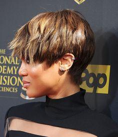 tyra banks haircut - Google Search