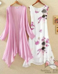 Improve an occurrence look by using a lovely signal and get a gorgeous dress. Stylish Dresses, Stylish Outfits, Casual Dresses, Fashion Dresses, Shrug For Dresses, Nice Dresses, Pakistani Dresses, Indian Dresses, Looks Chic