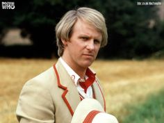 The 5th Doctor - Peter Davison