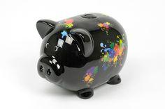 Piggy Bank Multicolour XXL   A Loja do Gato Preto   #alojadogatopreto   #shoponline   referência 72943941