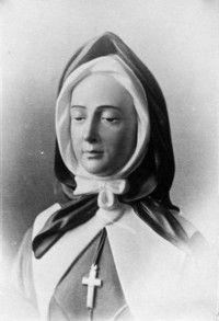 Sœur Marguerite Bourgeoys.