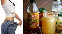 Best way to lose weight-apple cider vinegar weight loss recipe - Secret ...