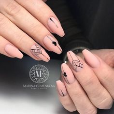 Image about fashion in Nailed It by C A N D A C E : Shared by C A N D A C E Find images and videos about fashion, cute and art on We Heart It the app to get lost in what you love nails Nude Nails, Pink Nails, Gel Nails, Summer Acrylic Nails, Best Acrylic Nails, Summer Nails, Grunge Nails, Swag Nails, Stylish Nails