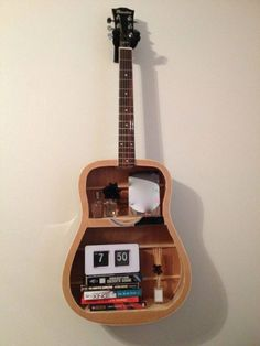 Musically Inspired Furniture And Decorations For Your Home