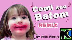 Comi seu Batom - Remix by AtilaKw