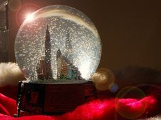 My New York City snow globe by brian's other photo page :)(: