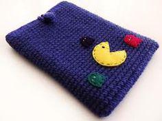 porta notebook de crochet - Buscar con Google