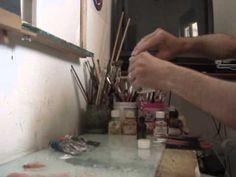 Medium per la pittura ad olio - YouTube