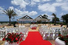 Embedded image permalink Rose Wedding, Wedding Day, Gala Dinner, Romantic Dinners, Wedding Planners, Canary Islands, Beautiful Islands, Wedding Venues, Rocks