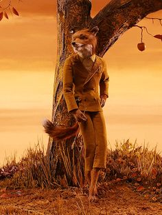"""""""Fantastic Mr Fox"""" by Wes Anderson"""