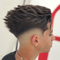 Hairstyles For Teenage Guys, Teen Boy Haircuts, Cool Hairstyles For Men, Top Hairstyles, Haircuts For Men, Long Haircuts, Curly Hair Styles, Curly Hair Men, Hair And Beard Styles