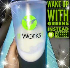 I absolutelyyy love my greens!! I get detoxed AND I get 2 servings of fruits and…