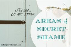 Do you have an area of secret shame in your house? For us, it is our basement. What started out as great storage space and work areas, has slowly become piles of untended clutter. My husband and I are decluttering the basement in our first joint decluttering venture.
