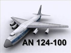 Antonov AN 124 100 Ruslan (Volga Dnepr) 3D Model-   Aircraft Antonov AN 124-100 Ruslan.Vertion of .max files - 2009.Lod0: 130827341734 (polygons, triangles, vertexes)Lod1: 83016221130 (polygons, triangles, vertexes)Lod2: 374651598 (polygons, triangles, vertexes)Including textures (4 total):2 x Volga-Dnepr, day and night2 x without airlines, day and night (here you can add your airlines)The Antonov An-124 Ruslan (Ukrainian and Russian: Antonov An-124 �Ruslan�) (NATO reporting name: Condor)…