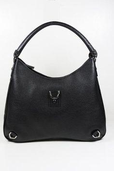 Gucci Handbags Black Leather 268636