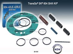 Transgo SK604 Shift Kit, fast free shipping to the US