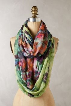 Papillon Infinity Scarf #anthrofave