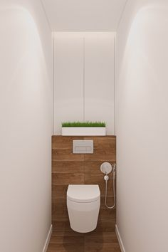 How to Create Bathroom that Fit Best Toilet Closet - Home of Pondo - Home Design Small Closet Design, Small Toilet Design, Small Toilet Room, Closet Designs, Guest Toilet, Wc Design, Bathroom Design Layout, Bathroom Design Small, Bathroom Interior Design