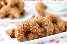 biscuits secs aux noisettes / gateau algerien
