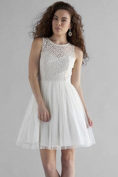 Any bride friends?? This dress would be so fun for a bridal shower or rehearsal dinner