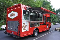 Nothing better than a Pizza Food Truck!  Two things I've GOT to experience if I get to NYC! #AerieFNO