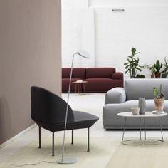 Oslo lounge stoel Muuto | Musthaves verzendt gratis