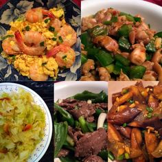 Looking for good Paleo Stir Fry Recipes? I put together this delicious Paleo Stir Fry Round Up - chicken, beef, shrimp, veggies and more! Paleo Stir Fry, Stir Fry Recipes, Pork Recipes, Primal Recipes, Clean Recipes, Real Food Recipes, Healthy Recipes, Free Recipes, Quick Weeknight Meals