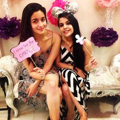 "64.6k Likes, 759 Comments - Alia ✨⭐️ (@aliaabhatt) on Instagram: ""Happy birthday my little diva @rheakhurana !!!!"""