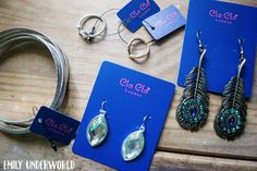 Jewellery for 1p from Clo Clo London