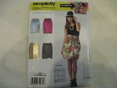 Simplicity As Seen In FashionFusion Misses by KCDesignandBuild, $3.00