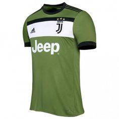 Juventus 3 trøje 17-18 Kort ærmer  #Billige #Fodboldtrøjer