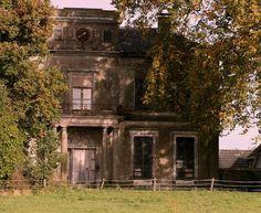 Spookhuis in de omgeving van Brummen - Cortenoever.