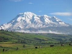 Montañas del Ecuador