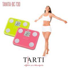 Tanita BC-730, yanınızdan ayırmayacağınız mükemmel bir cihaz. #TartıMedikal #diyet #diyetisyen  #Tanita