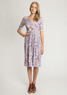 Willow Floral Maxi Dress