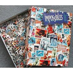 Impossibles Heaven on Earth 750+5 Pieces Jigsaw Puzzle