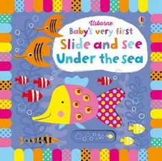 An engaging, interactive board book, specially designed for very young children, full of vivid colours, stylish illustrations and friendly sea creatures. Simple slider mechanisms allow the pictures to be transformed, as a group of playful seals swim around, a hermit crab emerges from its shell, and more.