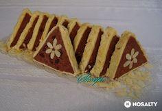 Csokoládés-áfonyás torrone